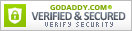 GoDaddy.com Verified and Secured